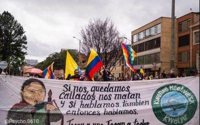 La tal independencia en Colombia no existe