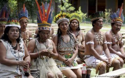 UE destina 500.000 euros para indígenas colombianos afectados por el COVID-19