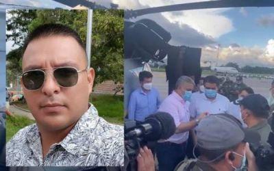 Excapitán Medina, otro caso de corrupción en el Ejército. ¿Hace mandados o tiene socios?