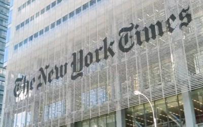 Dos periodistas del periódico The New York Times dimiten tras revelaciones de conducta inapropiada