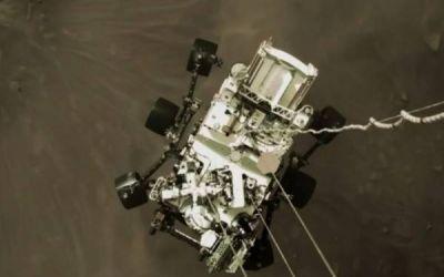Perseverance: las imágenes que está enviando el robot de la NASA desde Marte