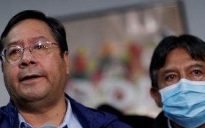 Elecciones en Bolivia: las primeras proyecciones dan amplia ventaja a Luis Arce, candidato del partido de Evo Morales