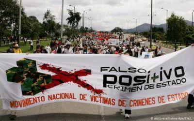 'Falsos positivos' en Colombia: el Tribunal de Paz los cifra en más de seis mil