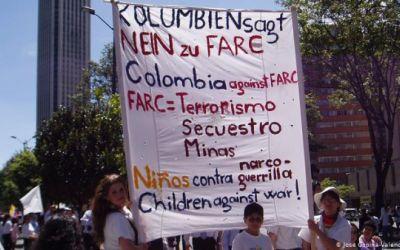 """La exguerrilla FARC reconoce haber secuestrado: """"Este es el primer paso a la verdad"""""""