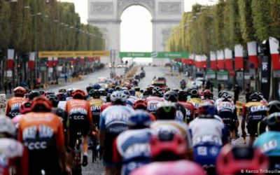 Tour de Francia: dos detenidos por supuesto dopaje en el equipo de Nairo Quintana