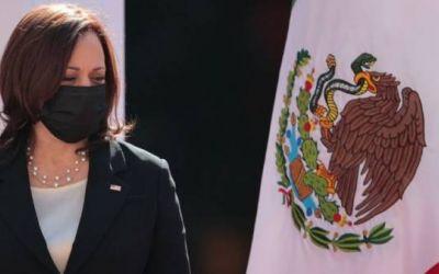 """Kamala Harris   """"No podemos ayudar a incendiar la casa de alguien y luego culparlos por huir"""": las duras críticas a la vicepresidenta de EE.UU. tras su visita a Guatemala y México"""