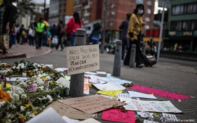 Reportan seis muertos en dos masacres en Colombia