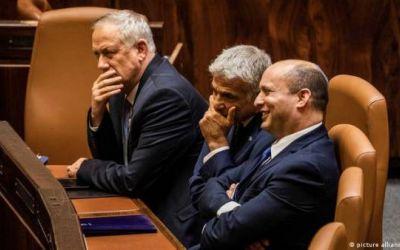 El nuevo y frágil gobierno de Israel