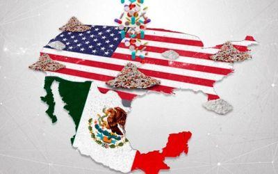 """A detalle, los """"socios gringos"""" de los cárteles mexicanos"""
