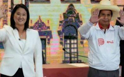 Elecciones en Perú: 3 diferencias y 2 similitudes entre Keiko Fujimori y Pedro Castillo, los candidatos que luchan por la presidencia
