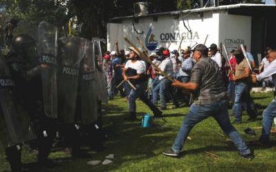 Conflicto del agua en Chihuahua: el tratado por el que México le debe millones de metros cúbicos a Estados Unidos (y por qué ahora genera enfrentamientos en la frontera)