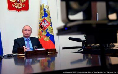 Putin espera resolver las diferencias con EE. UU. durante el mandato de Biden