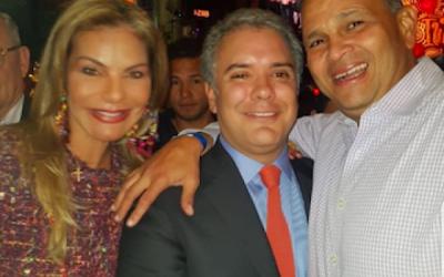 """""""Me invitaron con Duque y me metí una [borrachera] hasta las 3:00 am"""": `Ñeñe´ Hernández"""