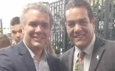 Tony Intriago, reclutador de militares-sicarios colombianos, organizó con Iván Duque en 2019 el concierto de Cúcuta contra la narco-tiranía de Nicolás Maduro