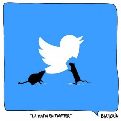 LA MAFIA EN TWITTER