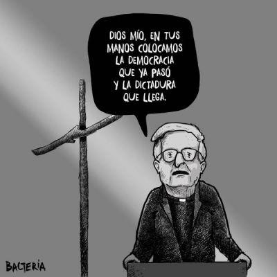 LA DEMOCRACIA QUE YA PASÓ