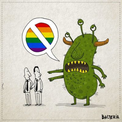 HOMOFÓBICOS