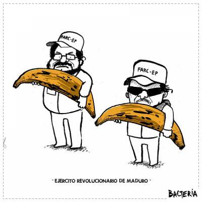 EJERCITO REVOLUCIONARIO DE MADURO