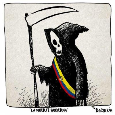 LA MUERTE GOBIERNA