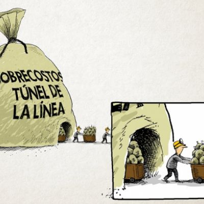 SOBRECOSTOS TÚNEL DE LA LÍNEA