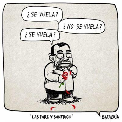 LAS FARC Y SANTRICH