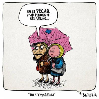 TOLA Y MARTUJA