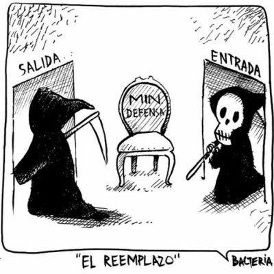 EL REMPLAZO