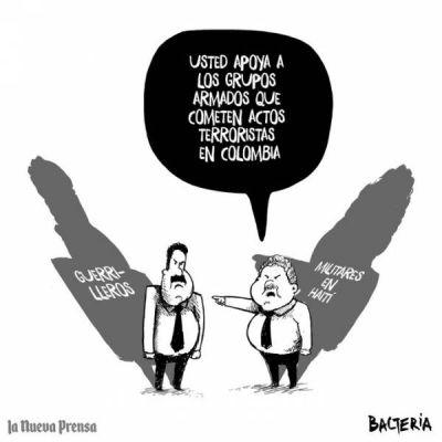 A LA SOMBRA DE LOS PRESIDENTES