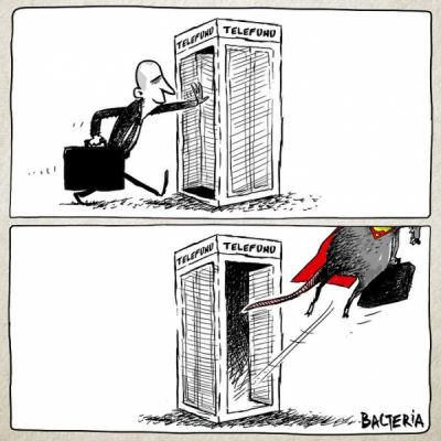 LA IDENTIDAD SECRETA DE CADENA