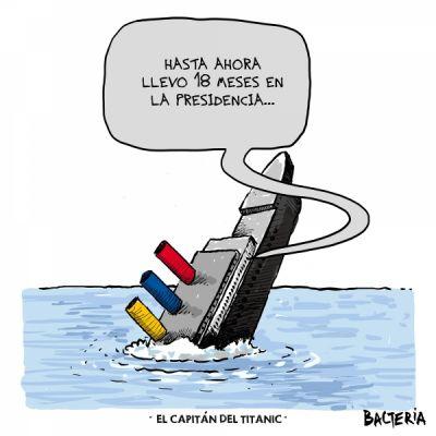 """""""EL CAPITÁN DEL TITANIC"""""""
