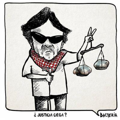 ¿JUSTICIA CIEGA?