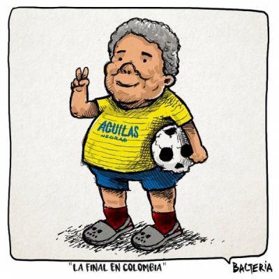 LA FINAL EN COLOMBIA