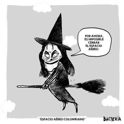 ESPACIO AÉREO COLOMBIANO