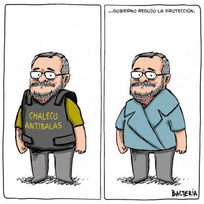 REDUCCIÓN DE SEGURIDAD PARA DESMOVILIZADOS