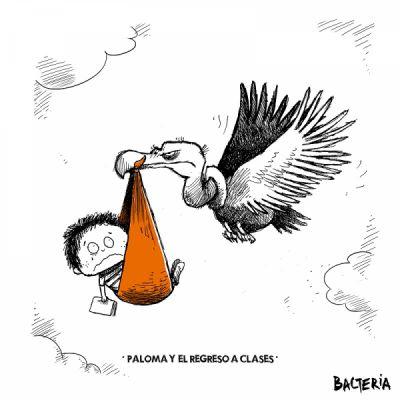 PALOMA Y EL REGRESO A CLASES