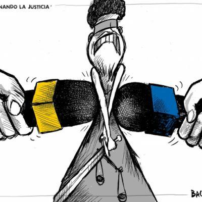 """PRESIONANDO LA JUSTICIA"""