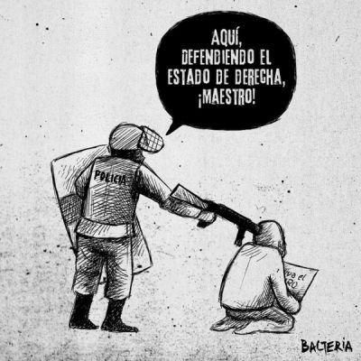 ESTADO DE DERECHA