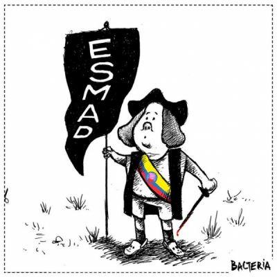 EL NEGOCIADOR Y LOS INDÍGENAS