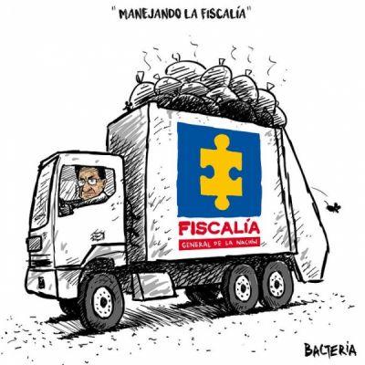 MANEJANDO LA FISCALÍA