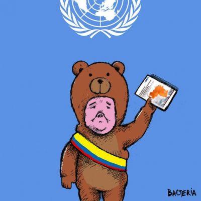EL OSO EN LA ONU
