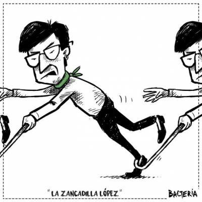 LA ZANCADILLA LÓPEZ