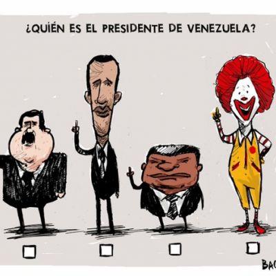 ¿QUIÉN ES EL PRESIDENTE DE VENEZUELA?