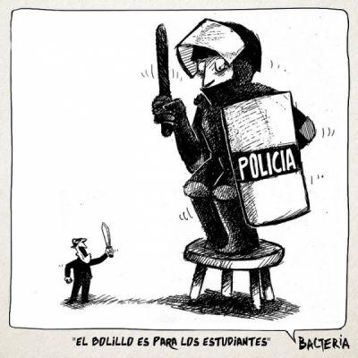 EL BOLILLOS ES PARA LOS ESTUDIANTES