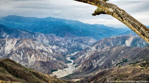 Científicos revelan que el suelo geológico colombiano tiene 1.810 millones de años