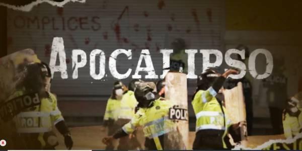 Apocalipso Now: la Policía no contó todo lo que hizo dentro del Éxito