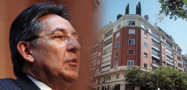 Fiscal General de Colombia oculta bienes y fondos en España con una empresa fachada panameña de su propiedad