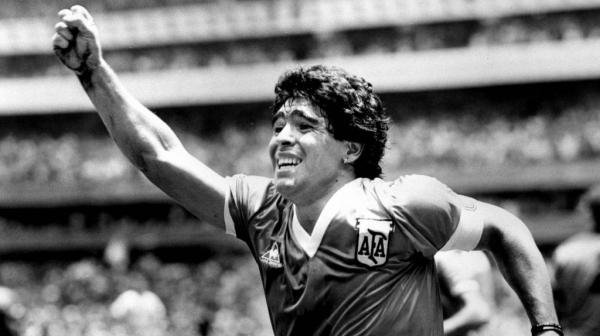 Maradona y la literatura