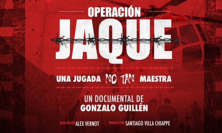 "Documental ""Operación Jaque, una jugada no tan maestra"""
