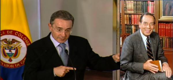 Uribe sabía que a Álvaro Gómez lo mataron las FARC y aún así se alió con tres narcotraficantes para timar a la justicia con un montaje